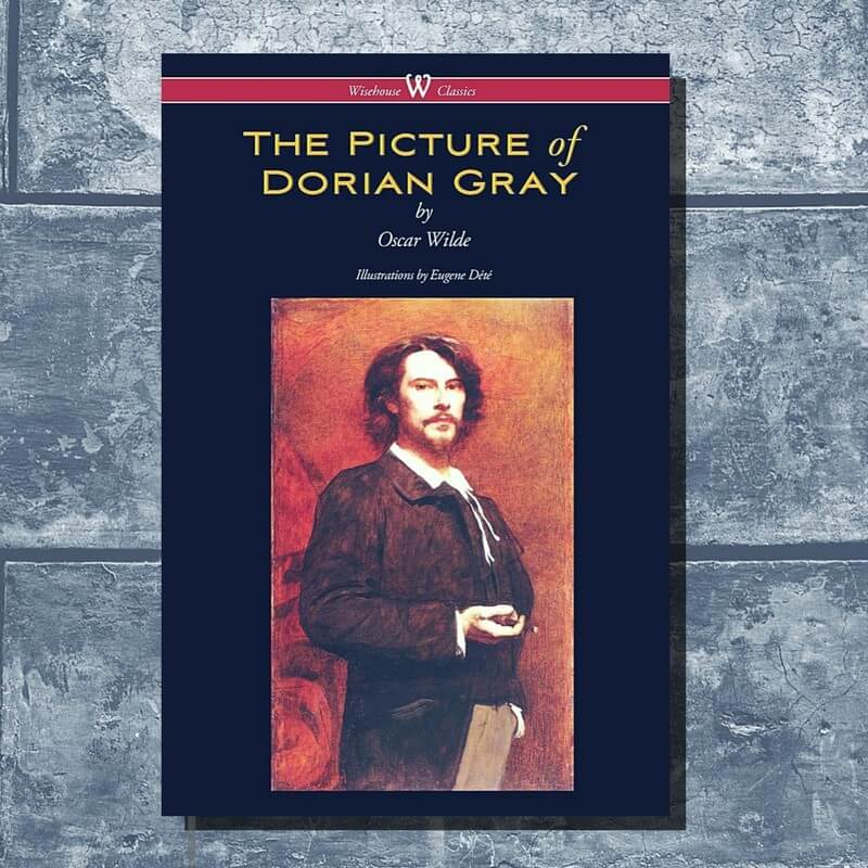 the portrait of dorian gray literature intensive essay Jonathon penny, rochester institute of technology,  in the preface to the picture of dorian gray  pincher martin is his most intensive portrait of that.