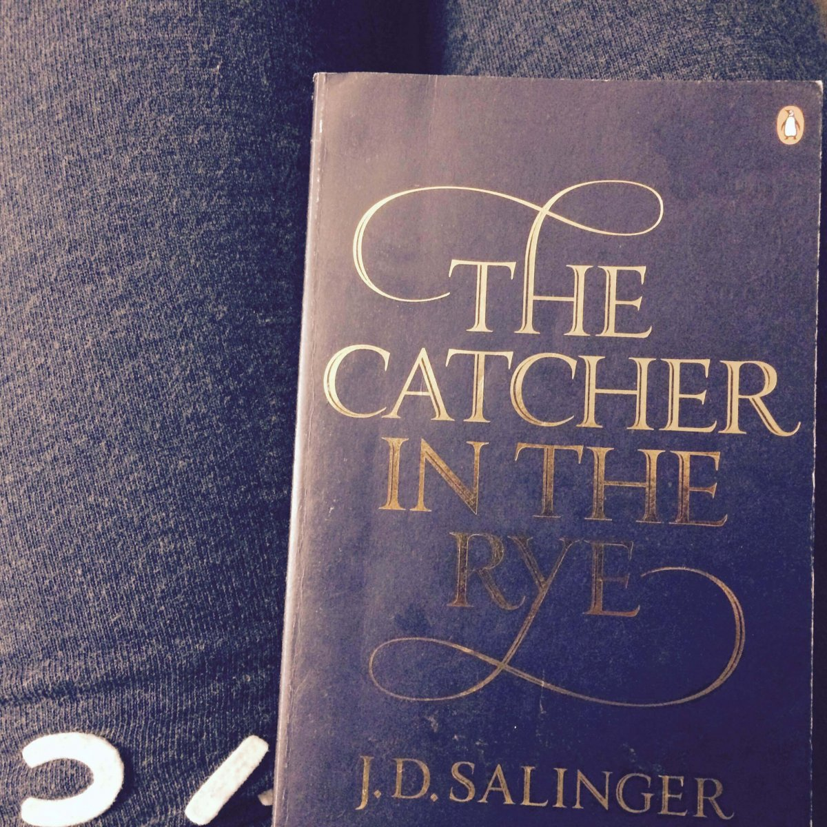 a review of the controversial novel of jd salinger the catcher in the rye Available at the web address wwwaudiblecouk lolita is nabokov's most famous and controversial novel like jd salinger's the catcher in the rye.