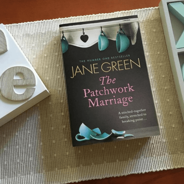 Review The Patchwork Marriage Jane Green The Literary border=