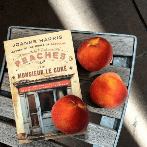 Peaches for Monsieur le Cure