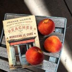 Review: Peaches for Monsieur le Cure – Joanne Harris