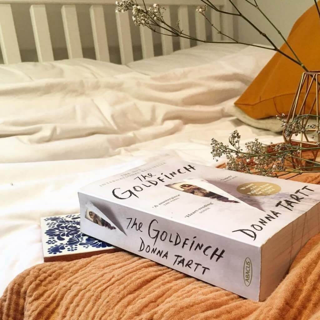 Review The Goldfinch Donna Tartt The Literary Edit