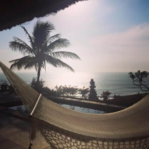 Stranded in Bali