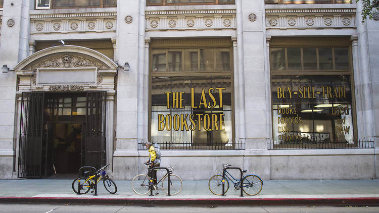 The Last Bookstore - Wolrd's Best Bookstores