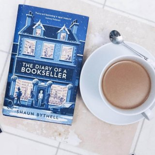Review: The Diary of a Bookseller – Shaun Bythell