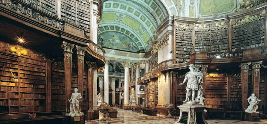 Picture perfect: libraries for your bucket list