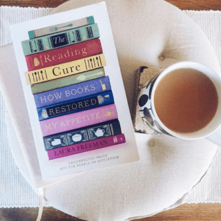 Review: The Reading Cure – Laura Freeman