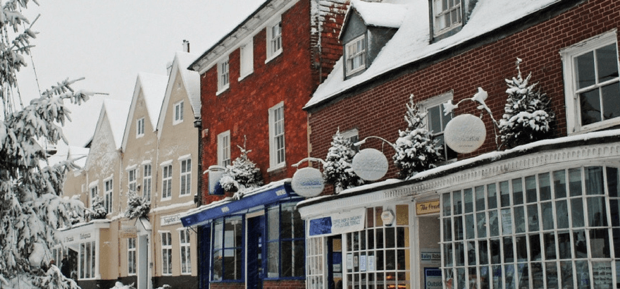 Hungerford Bookshop