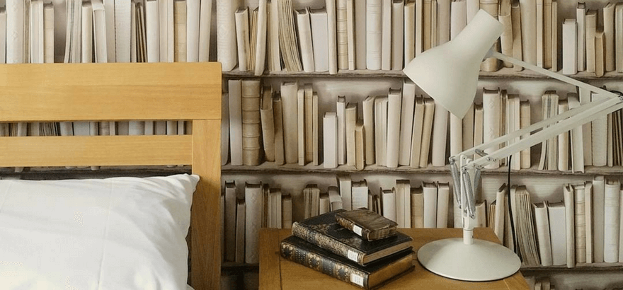 Sleeping with books: a storied stay at Gladstone's Library