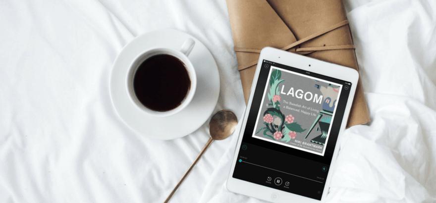 Literary listening with BookBeat