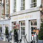 A book lovers' stay at Amsterdam's Ambassade Hotel