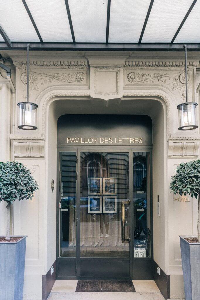 Le Pavillon des Lettres Paris