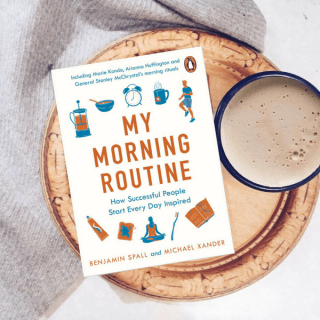 Review: My Morning Routine – Benjamin Spall and Michael Xander