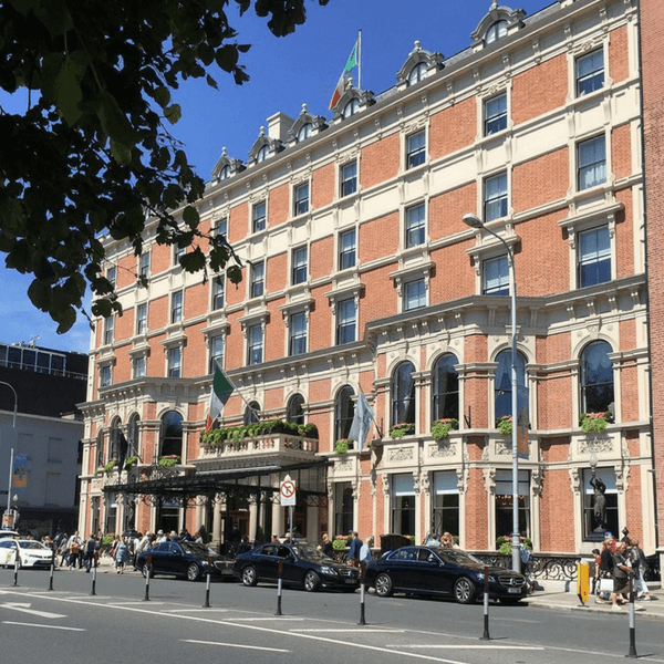 A scholarly stay at The Shelbourne