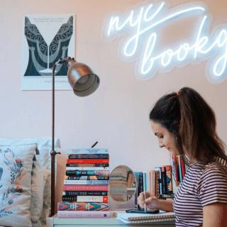 Desert Island Books: NYC Book Girl