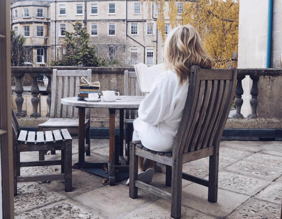 The Royal Crescent Hotel & Spa Bath