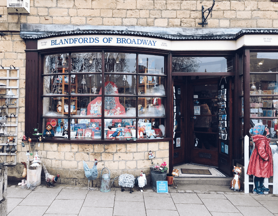 Blandfords of Broadway