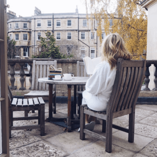 A Regal stay at The Royal Crescent Bath