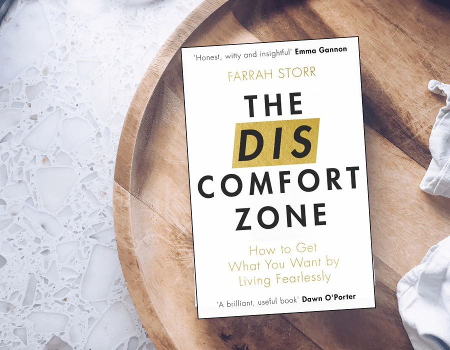The Discomfort Zone by Farrah Storr