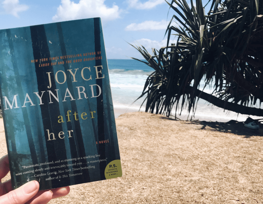 After Her Joyce Maynard
