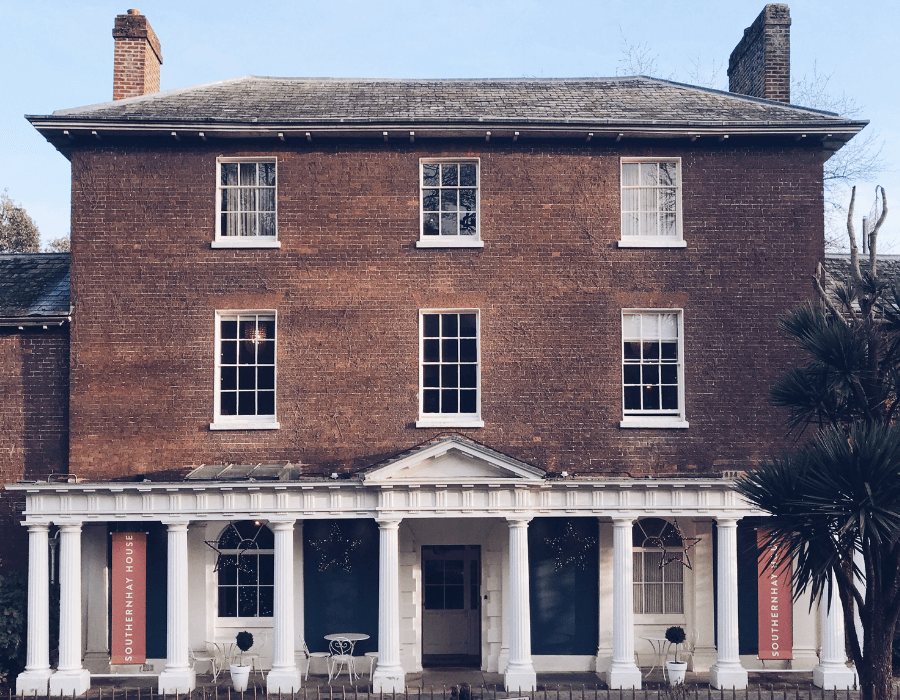Southernhay House in Exeter