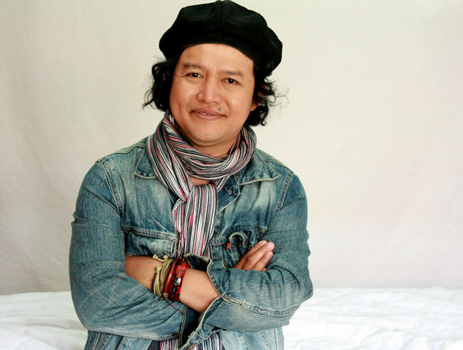 Indonesian Author Andrea Hirata