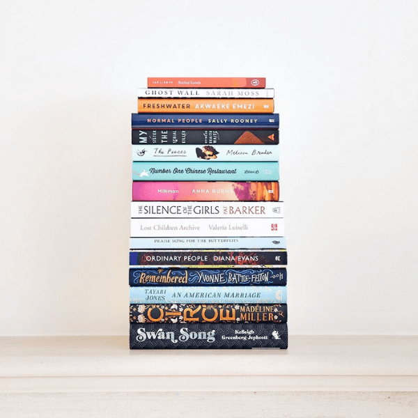 The 2019 Women's Prize for Fiction long list
