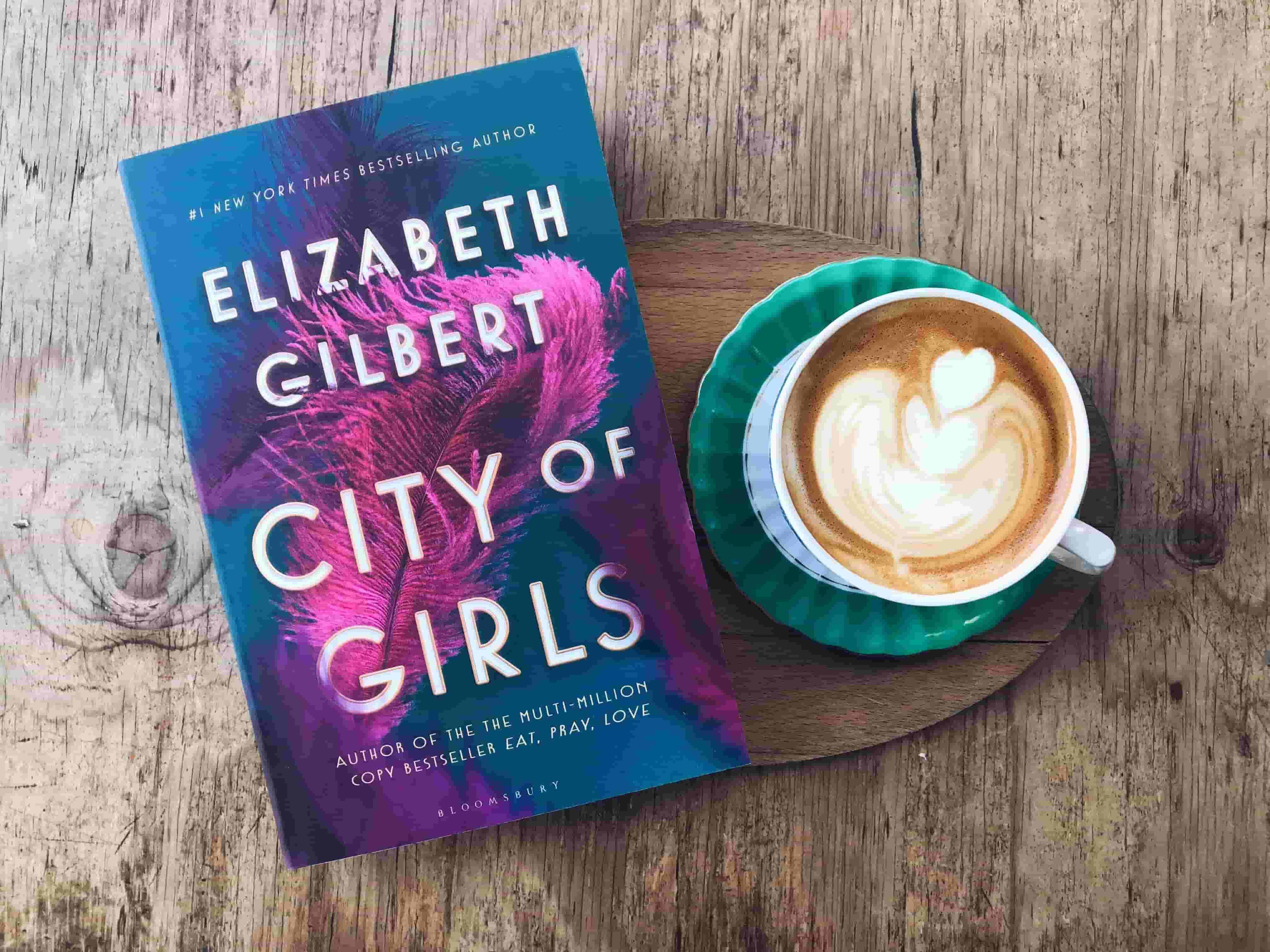 Cit of Girls by Elizabeth Gilbert