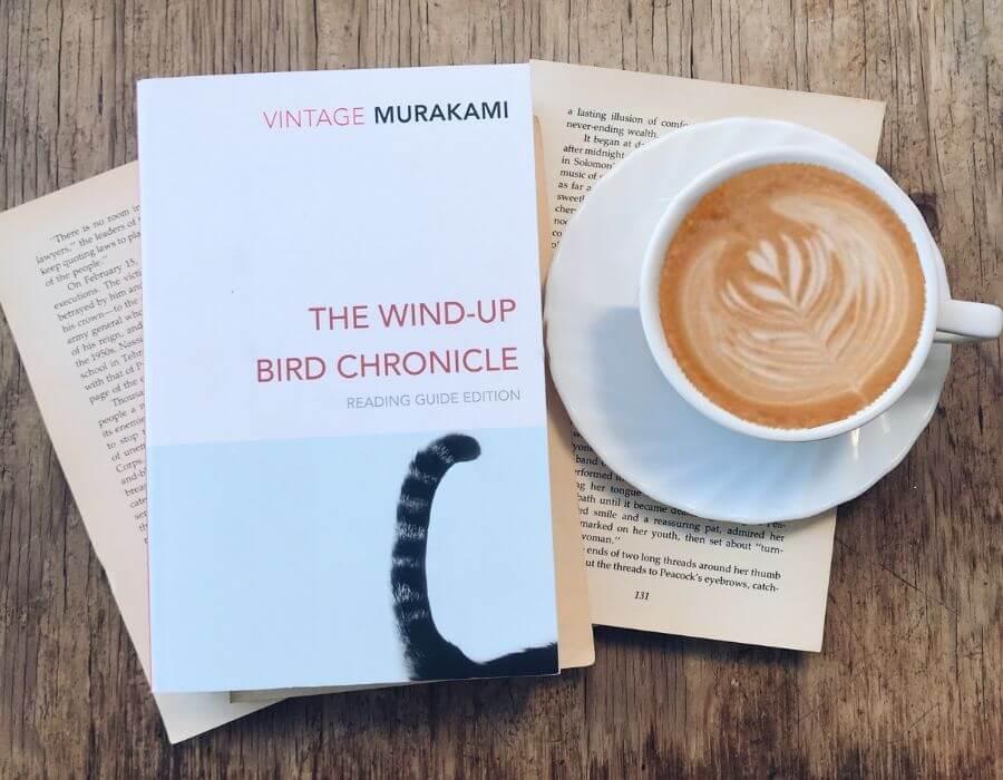The Wind Up Bird Chronicle by Haruki Murakami