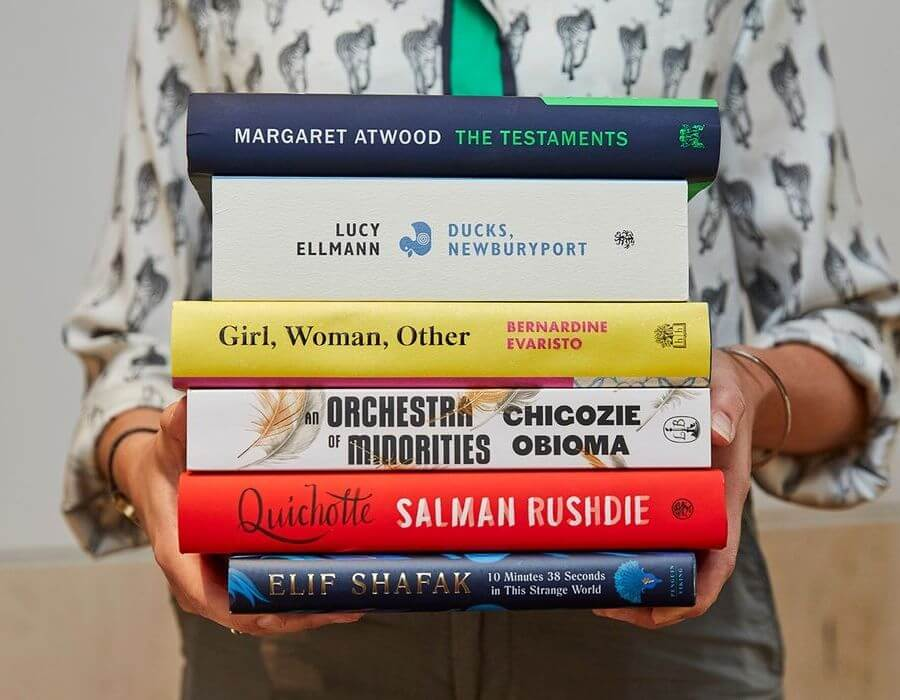 Booker Prize 2019 shortlist