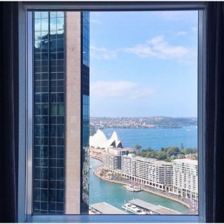 Stylish Stays: Sydney Harbour Marriot