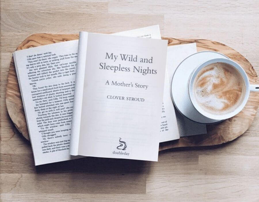 My Wild and Sleepless Nights buy Clover Stroud