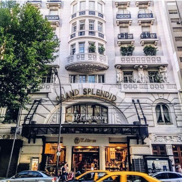 Useful Information about El Ateneo Grand Splendid