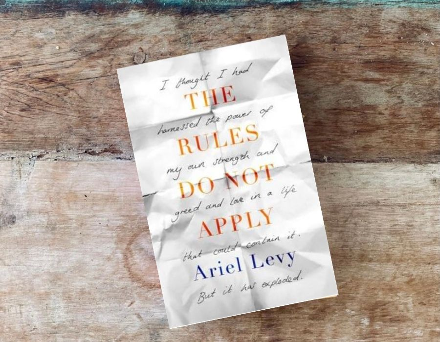 The Rules Do Not Apply by Andrea Levy